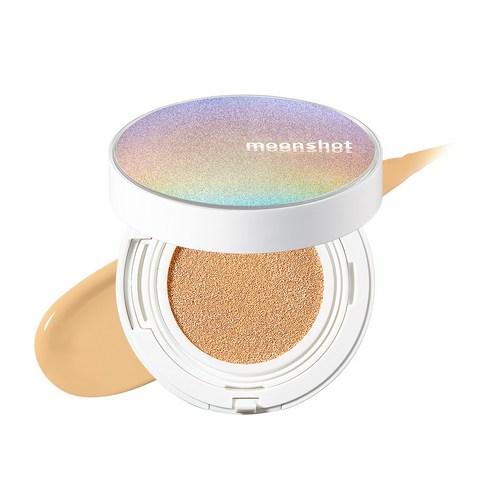 MOONSHOT Micro Settingfit Cushion EX Honey Beige 301 SPF50+ PA++++ 15g